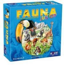 Egmont Fauna Junior. Gra planszowa