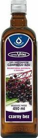 Oleofarm SambuVital 100% Sok z owoców czarnego bzu 490ml 4377651