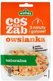 Kupiec Owsianka naturalna 50 g