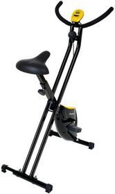 Flexi Pro Stacjonarny Rower Treningowy Es-Bike Czarno-Żółty 5902767103015