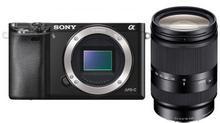 Sony A6000 + 18-200 czarny