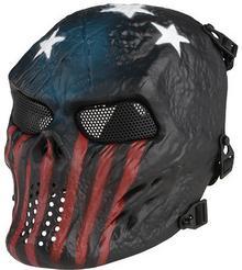 ULTIMATE Maska Tactical Skull - Captain (UTT-28-011113) G