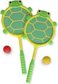 Melissa&Doug Zestaw Do Badmintona Żółwik