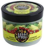 Farmona Tutti Frutti Pear & Cranberry peeling cukrowy do ciała Fruity Bliss Captivates the Senses an