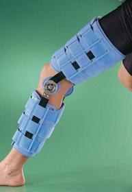 Antar Oppo Stabilizator kolana z zegarem 4039