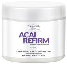 Farmona Professional Acai Refirm Ujędrniający peeling do ciała 600g