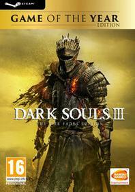 Dark Souls III The Fire Fades Edition GOTY klucz STEAM