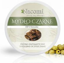 Savon Noir Nacomi Mydło w kostce czarne 100g