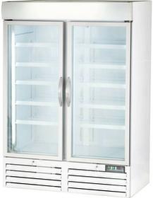 Stalgast Szafa chłodnicza ekspozycyjna 930 l - 850020