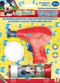 Dulcop Pistolet do robienia baniek Mickey -