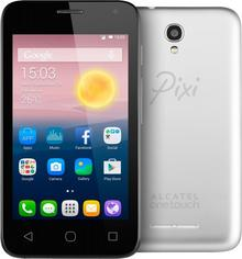 Alcatel PIXI 4 8050D Srebrny