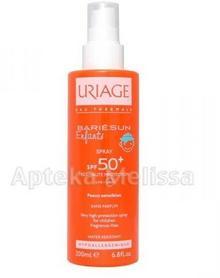 Uriage BARIESUN Spray dla dzieci SPF50+ - 200 ml