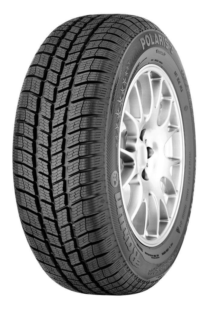 The new rolling resistance optimized Barum winter tire Polaris 3 is characterized by its long mileage a good handling on wet roads and by good braking on snow., Der neue rollwiderstandsoptimierte Barum Winterreifen Polaris 3 glänzt durch eine hohe Laufleistung im Handling auf nasser Fahrbahn und beim Schneebremsen.