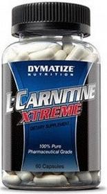 Dymatize L-Carnitine X-Treme 60 kaps./500 mg
