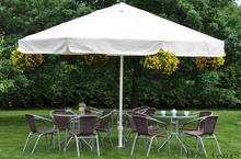 Home&Garden Parasol Ogrodowy o średnicy 4 m