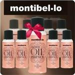 Montibello Gold Oil Essence The Tsubaki Oil Olejek przeciw starzeniu się włosów 30ml
