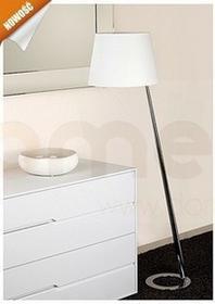 Paul Neuhaus Lampa podłogowa MAXLight Olsen 1 x 60W E27 biała T0016