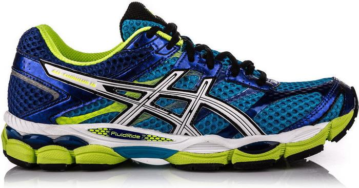 asics GEL CUMULUS bordowe