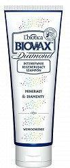 Lbiotica BIOVAX Szampon DIAMOND wzmocnienie 200ml