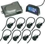 Valeo Czujniki parkowania beep&park/keeper Miejsce montażu Tył Front Sygnalizacja akustyczna optyczn