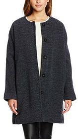Suncoo Płaszcz Emile dla kobiet, kolor: szary, rozmiar: 32