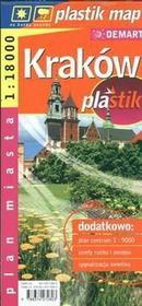 Kraków 1:18 000. Plan miasta