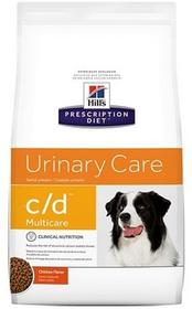Hills Prescription Diet C/D Urinary Care Canine 12 kg