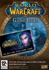 World of Warcraft Prepaid 60 dni EU
