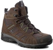 Jack Wolfskin Vojo Hike Mid Texapore 4011361-4088065 brązowy