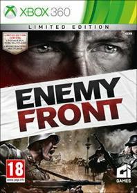 ENEMY FRONT - EDYCJA LIMITOWANA Xbox 360