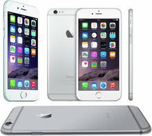 Apple iPhone 6s smartfon z ekranem o przekątnej 11,9 cm (4,7), pamięć wewnętrzna 16 GB, system operacyjny iOS, 16 GB, 16 GB, srebro