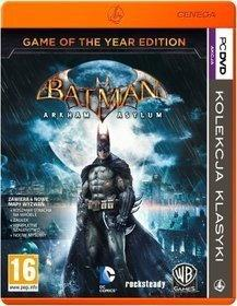 Batman Arkham Asylum GOTY PC