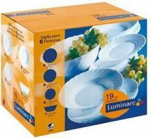 Luminarc Serwis obiadowy Trianon 19 cz. 03994