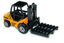 Majorette Simba Pojazd budowlany sztaplarka 21 205 7280_SZTAPL
