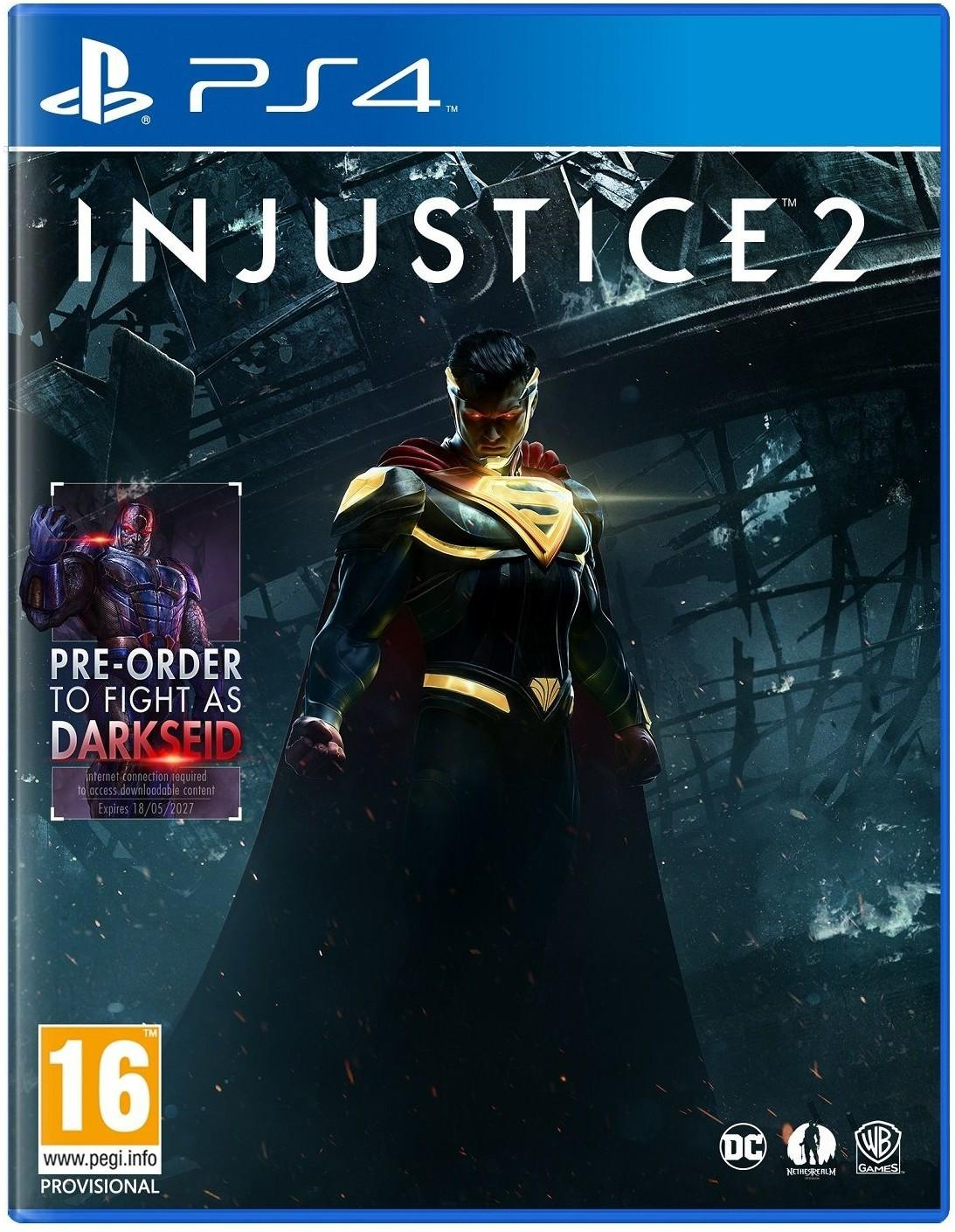 Premiera Injustice 2 PL PS4