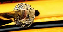 Kuźnia mieczy samurajskich Miecz samurajski katana do treningu , stal 1095, hart