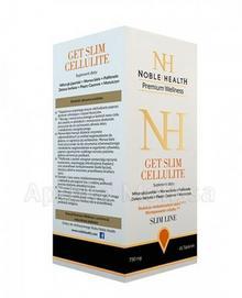 NOBLE HEALTH SP.O.O. NOBLE HEALTH  GET SLIM CELLULITE - 45 tabl. 3092241