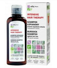 Intensive Hair Therapy Elfa Pharm - Szampon łopianowy wypadające 2