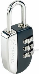 Go Travel DG/331 Kłódka z zamkiem szyfrowym - stalowa 25mm