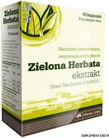 Olimp Zielona herbata ekstrakt 60 szt.