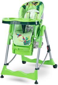 Caretero Krzesełko Do Karmienia Caretero Magnus Fun Zielony