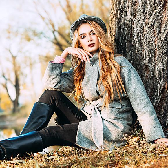 Kurtki i płaszcze na jesień