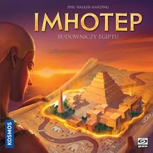 Galakta Imhotep: Budowniczy Egiptu