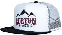 Burton czapka męska I-80 SNAPBACK TRUCKER STOUT WHT MTN
