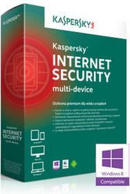 Kaspersky Internet Security 2015 multi-device KL1843PCBFS
