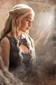 Gra o tron Daenerys Targaryen Plakat
