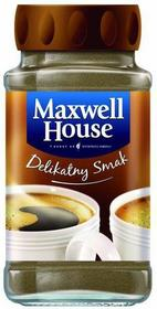 Maxwell House delikatna 200 g.