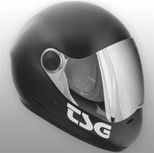 TSG - Pass Solid Color Satin Black (147)