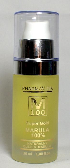 PharmaVita Naturalny olejek MARULA; 30ml 30ml