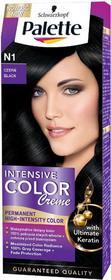 Schwarzkopf Palette Intensive Color Creme N1 Czarny
